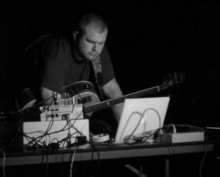 Matt Borghi Guitar Laptop Ambient